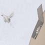 Noah sent a Dove by Mazeman712