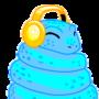 Snake Jam_Gif by Inyuji