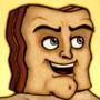 Powdered Toast Man by radshoe
