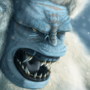 Yeti (The Abominable Snowman) by MelesMeles