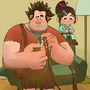 Wreck it Ralph by Platanoz