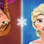 Frozen fanart by Platanoz