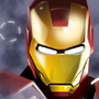 Iron Man Inkscape Vector by seothen
