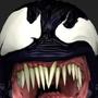 Venom bust by n00b103