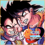 Goku vs Vegeta Millennium Fight 1989 by PhantomArcade3000