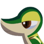 Snivy in the Spotlight by MistressPearl