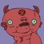 Stupid Demon by gnawbit