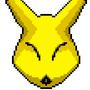 Keaton Mask Pixel Art