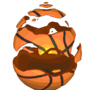 Basketball logo rejected part