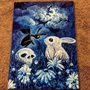 Bunny Reaper by odditiesbyangela