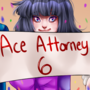 Ace Attorney 6 by MikomiKisomi