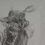 Nightmare Foxy by HlihorAlecsandra