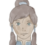 Korra face thing by Ombey