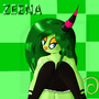 Zeena by AshiroKei