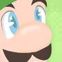 Luigi by samchappy