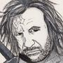 #007 Sandor Clegane by Zalfurius