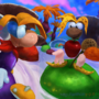 Rayman personnal world concept by anthony-p