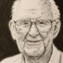 Old Man Stipple (Pointalism) by Nayolfa