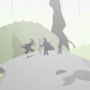 Three Adventurers by DrBreadgun