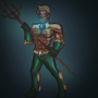 Aquaman by fs-animations