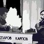 Karpov vs Kasparov by Taringuero