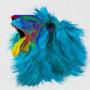 sleepy lion by rurrence