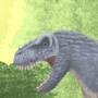 Vastatosaurus: The King! by KatolSteele