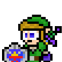 Skyward Sword Link by morganstedmanmsNG