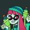 Splat Lady