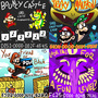 Super Mario Maker levels by ronnieraccoon