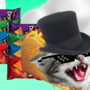 MLG NYAN CAT OC DO NUT STEEIL!!! by Saminat