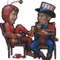 Chapulin & Super Sam
