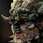 Dragonman Portrait and Video Tutorial by koyima