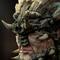 Dragonman Portrait and Video Tutorial