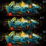 Kenaz Banner v2 by Zechla