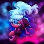 Sapphire and Ruby by Evanatt