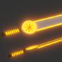 Glow Sword by RationLlama