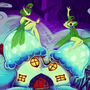 Fairies and brownie houses! by ezekielxii