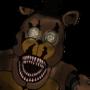 Nightmare Freddy by rilyrobo