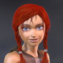 Sara Slane by stone-sorceress