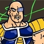 Nappa The Bald Muscle by FatDragon