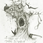 Evil tree by SmokeryDots