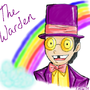 The Warden by RoyalBlackRaven