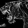 Tiger in Profile by danelms