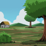 Background Style of Chota Bheem by KingSid1412
