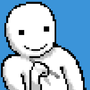 my first pixel art! by hellwink