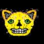 cat by Rubbe