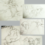 Zelda gangbang sketch dump by Latenightsexycomics