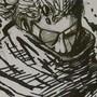 Inktober: Big Boss by Rhunyc