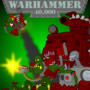Warhammer 40000 ORC by KobylnikovRussian